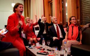 Norvège : les législatives remportées par l'opposition de gauche