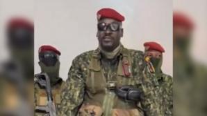 Le lieutenant-colonel Mamady Doumbouya, chef de la junte guinéenne depuis le 5 septembre.