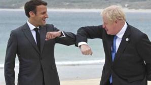 Crise des sous-marins : Boris Johnson tend la main à Emmanuel Macron