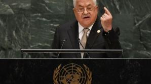 AG de l'ONU : Abbas donne un an à Israël pour quitter les territoires palestiniens