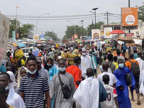 GRAND MAGAL DE TOUBA 2021 : Les foules impressionnantes de retour dans la capitale du mouridisme