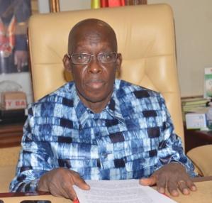 Mohamed Diané, ex ministre de la Défense