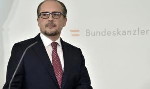 Alexander Schallenberg, successeur de Sebastian Kurz