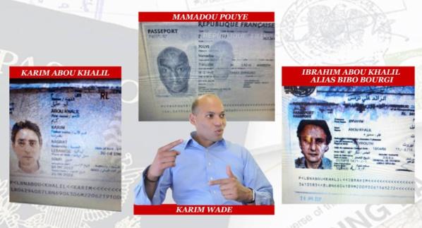 PANDORA PAPERS - Mamadou Pouye, Bibo Bourgi, Karim Abou Khalil : l'empire offshore verrouillé des amis de Karim Wade