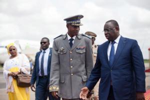 """Le président Sall favorable au """"dialogue inclusif"""" au Burundi"""
