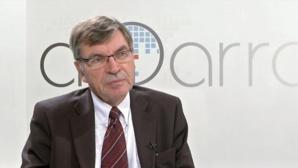 Jean-Pierre Favennec, directeur de l'Association pour le développement de l'énergie en Afrique (Adea) et enseignant à l'Institut français du pétrole (Ifp)
