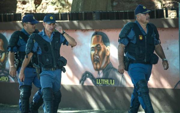 AFRIQUE DU SUD: Des jumeaux projetaient des attentats