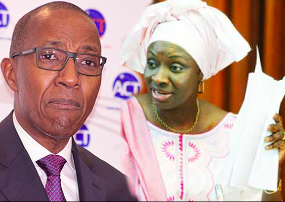SCANDALE BICTOGO : Aminata Touré attaque frontalement Abdoul Mbaye