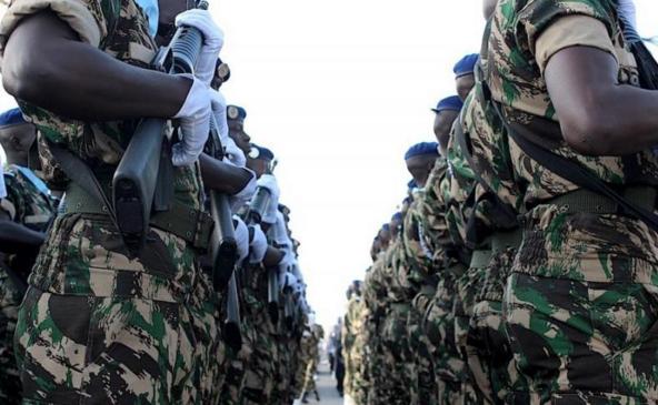 ARMEE SENEGALAISE : 1020 nouveaux soldats