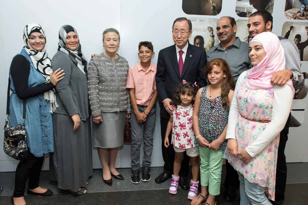 HANGZHOU : Ban Ki-Moon salue l'entente ONU- G20