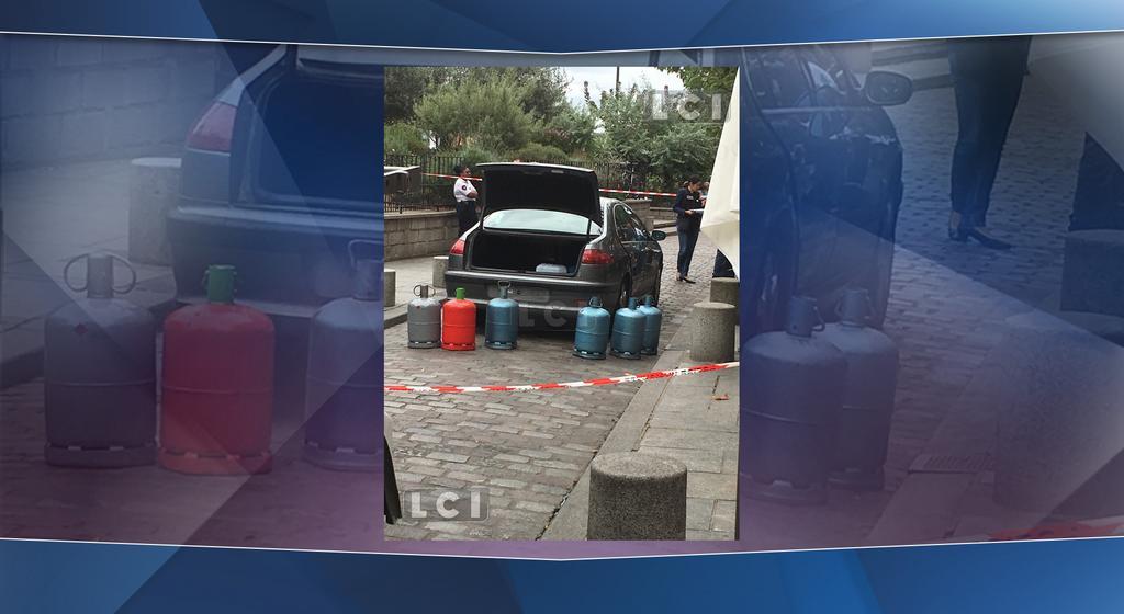 PARIS: Une voiture pleine de bonbonnes de gaz retrouvée près de Notre-Dame