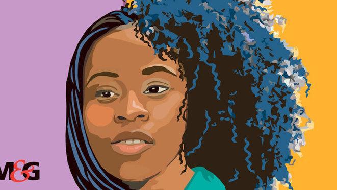 A Pretoria, haro sur la coiffure afro