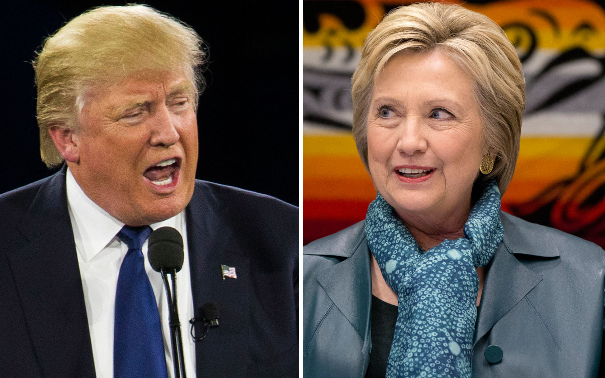 PRESIDENTIELLE US : Clinton-Trump, premier débat crucial de la campagne
