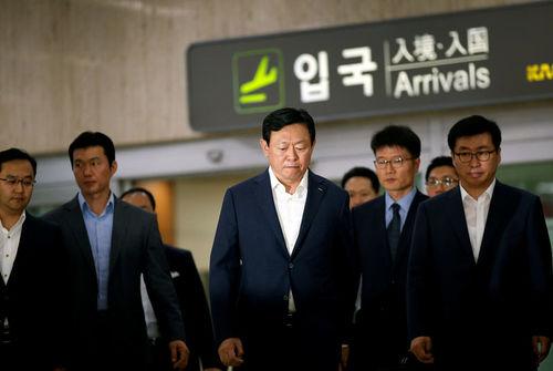 Un mandat d'arrêt contre le président du groupe sud-coréen Lotte
