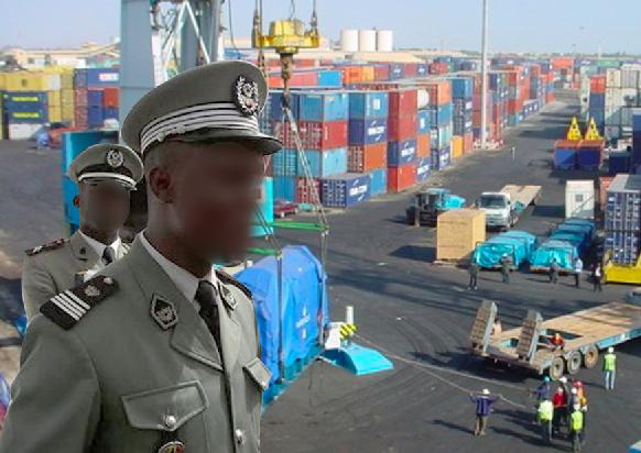Opération mains propres au Port - Douaniers et transitaires sevrés de deals