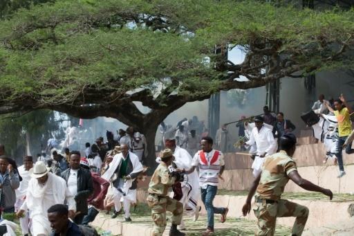 Une bousculade a fait au moins 50 morts en Ethiopie