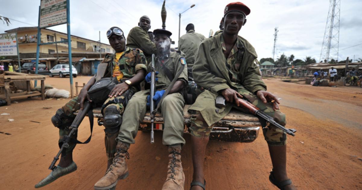 COTE D'IVOIRE : 1 mort et plusieurs blessés dont 4 militaires lors de violences au centre du pays