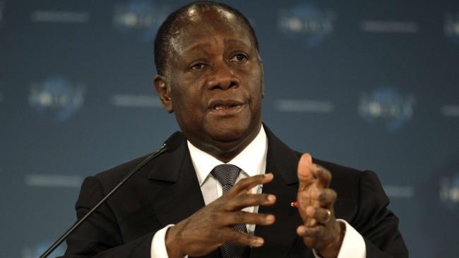 OUATTARA : Que les Ivoiriens ne s'affrontent plus jamais entre eux !