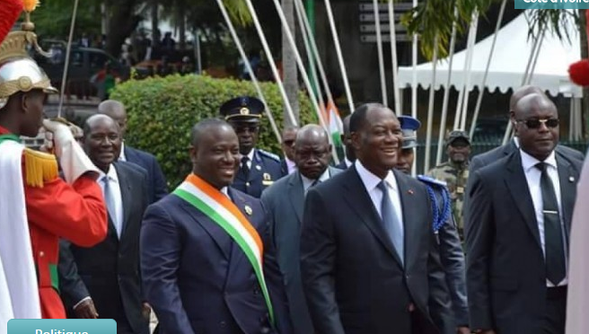 COTE D'IVOIRE : Soro Guillaume soutient le projet de nouvelle Constitution
