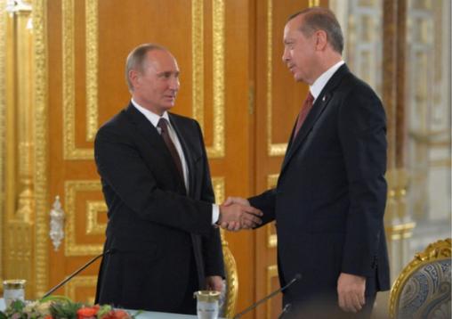 Moscou et Ankara d'accord sur la nécessité d'une aide pour Alep