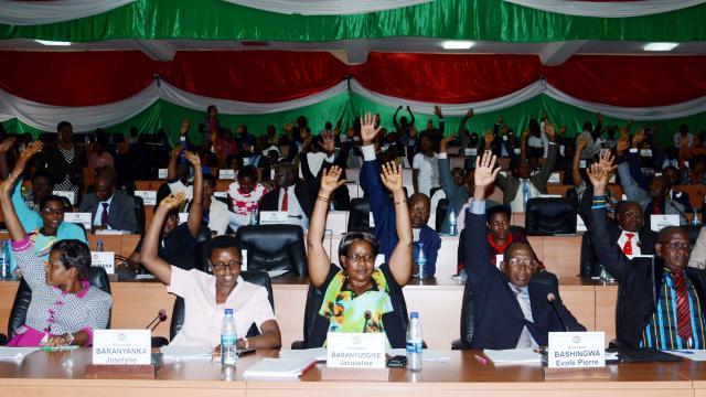 Le Burundi se retire de la Cour pénale internationale