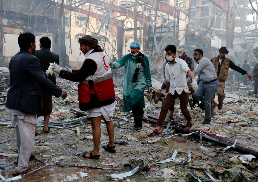 EGYPTE : Au moins 100 « terroristes » tués dans des bombardements