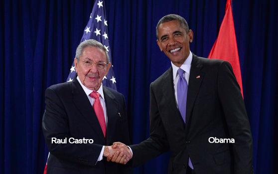 LETTRE A BARACK OBAMA, PRESIDENT DES ETATS-UNIS D'AMERIQUE « L'inefficacité et l'inutilité du blocus contre Cuba ont fait l'unanimité partout. »
