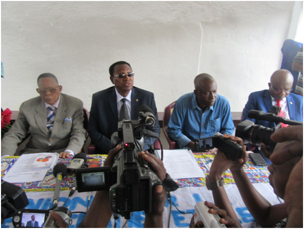 RDC: L'UDPS rejette la décision de la Cour constitutionnelle sur le report des élections