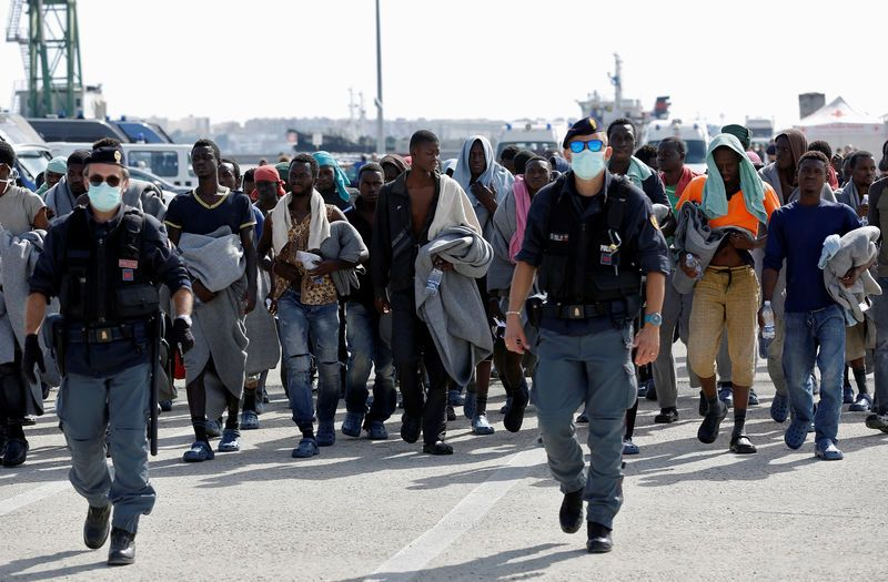 L'aide de l'UE à l'Afrique liée au renvoi des migrants