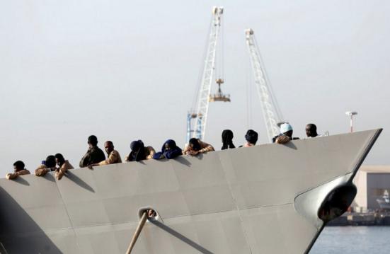 Plus de 700 migrants conduits en Sicile après leur sauvetage