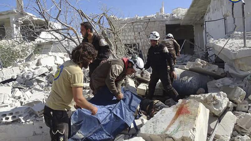 26 morts dont des enfants dans un bombardement en Syrie