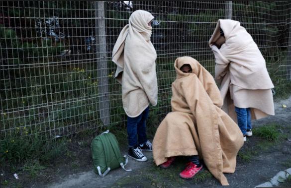 Echange aigre entre Paris et Londres sur les mineurs de Calais