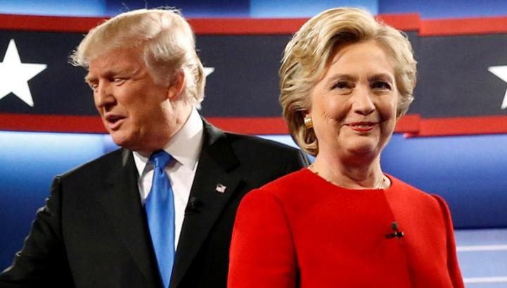 USA : Lutte sans merci entre Clinton et Trump dans le sprint final