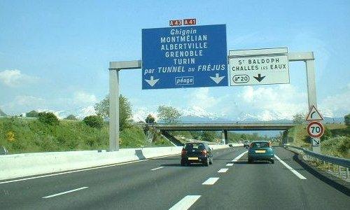 Eiffage rachète la part de Bouygues dans Adelac (A41 Nord)