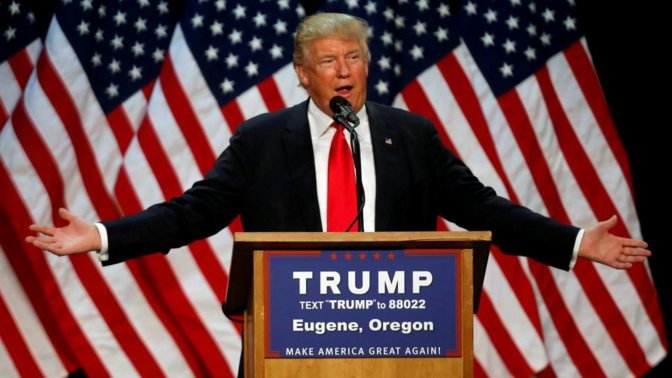 PRESIDENT TRUMP. 45E DU GENRE ! « Je veux être le président de tous les Américains »