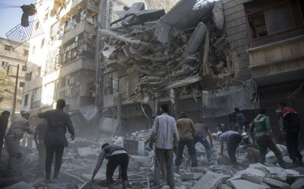 L'US Air Force a tué 64 civils en un an en Irak et en Syrie