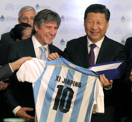 Vers un approfondissement de la coopération entre la Chine et l'Amérique latine