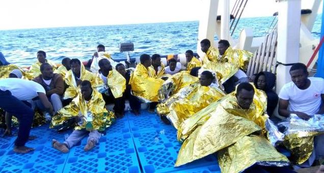 Migrants: Au moins 8 morts, nombreux disparus en Méditerranée