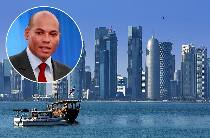 EXIL SANS FIN AU QATAR : Karim Wade désoriente ses soutiens