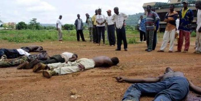 Seize morts dans des affrontements en Centrafrique