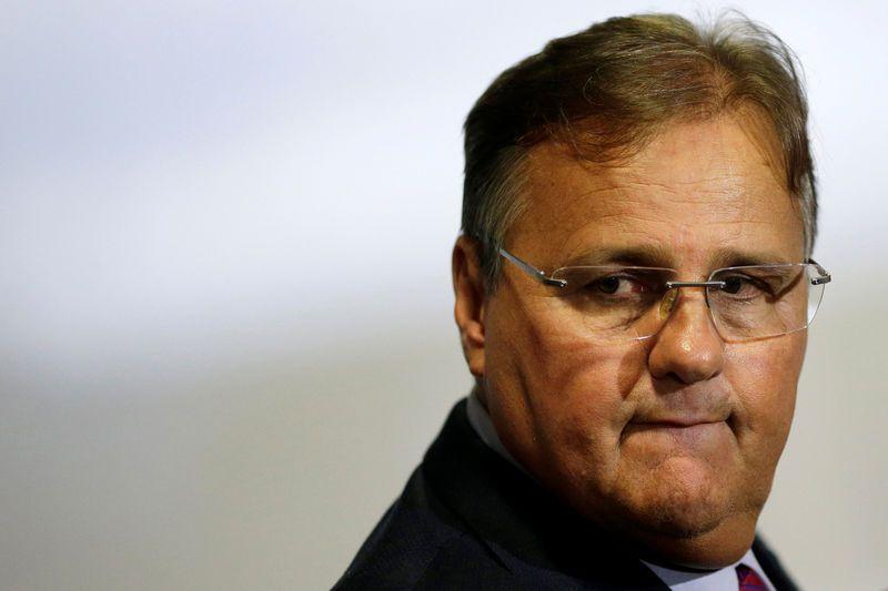 BRESIL: Démission d'un ministre au cœur d'un nouveau scandale