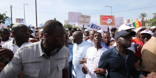 MANKOO WATTU SENEGAAL: Marche de protestation le 21 décembre et projet de rencontre avec Macky Sall