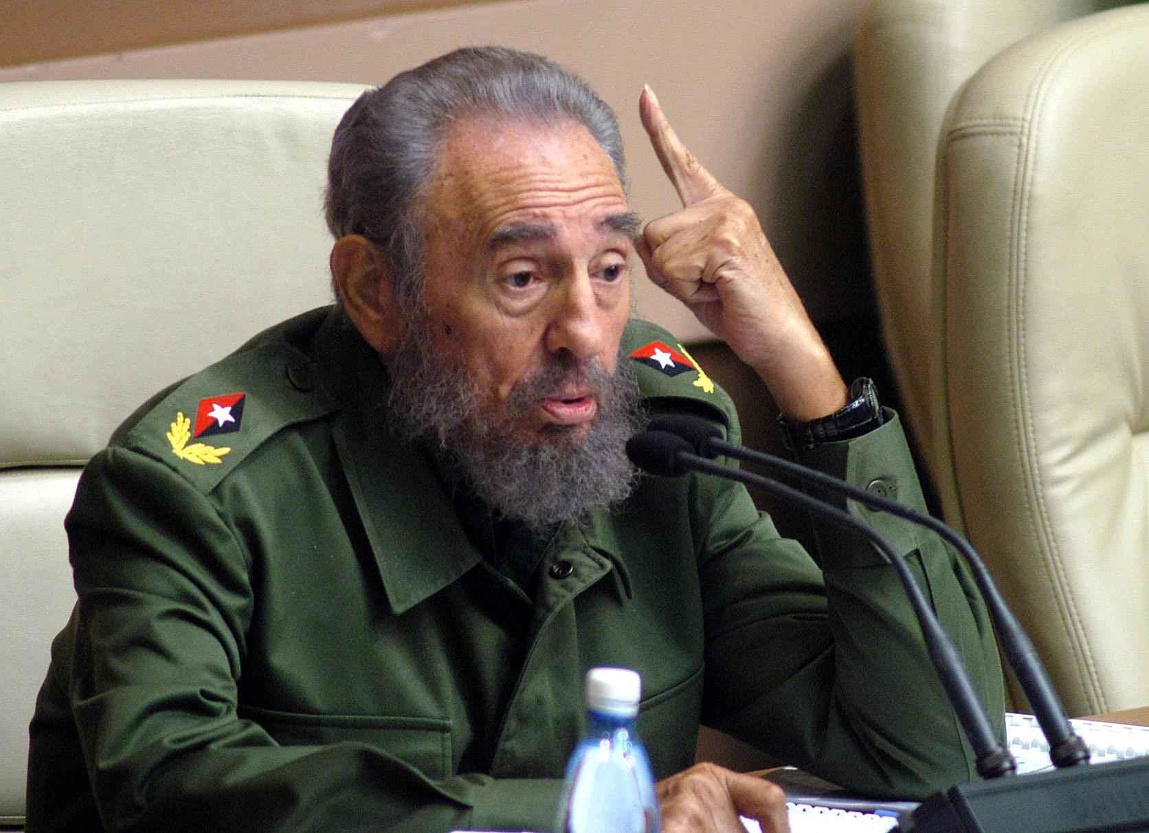 Les Cubains orphelins de Fidel Castro, une page d'Histoire se tourne