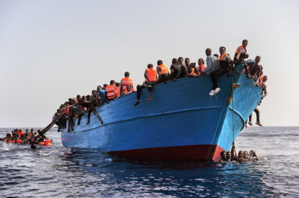 Le record de migrants de 2014 battu en Italie