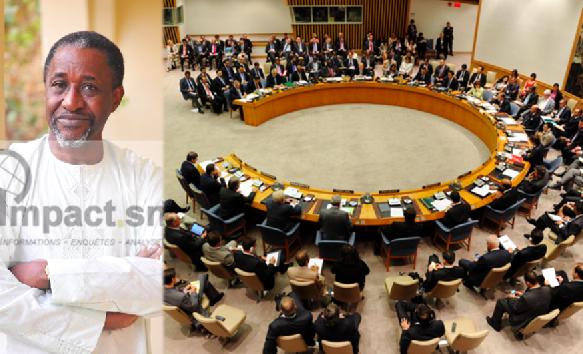 Le Sénégal au Conseil de Sécurité