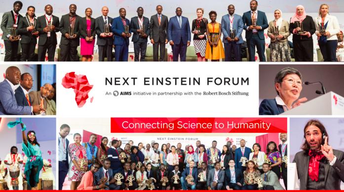 NEXT EINSTEIN FORUM: La chasse à 15 jeunes scientifiques africains est ouverte
