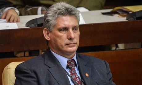 Diaz-Canel appelé à faire entrer Cuba dans une nouvelle ère