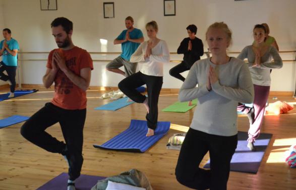 Le yoga sur la liste du patrimoine immatériel de l'Humanité