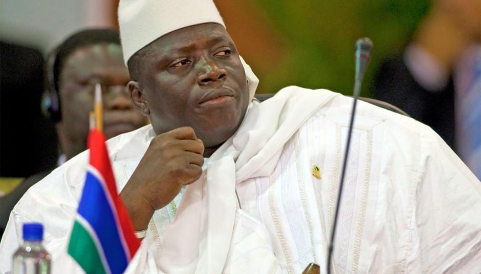 Le président gambien, au pouvoir depuis 1994, battu aux élections