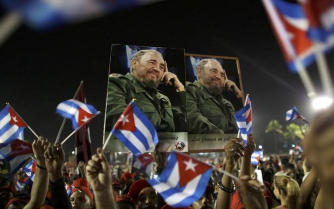 Les cendres de Fidel Castro inhumées ce dimanche à Santiago